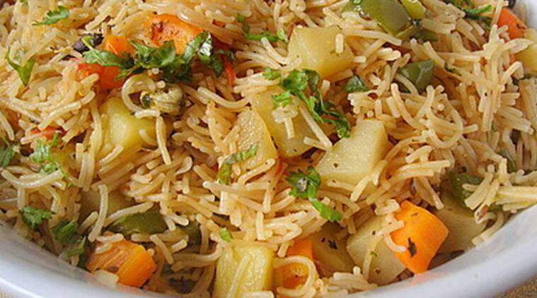 brinji rice recipe brinji recipe in tamilecipe in tamil