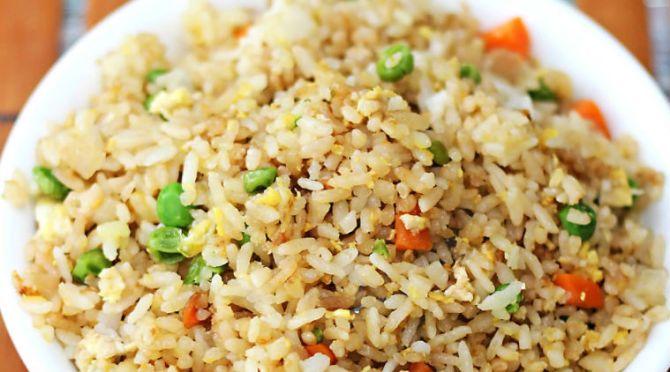 fried rice recipe fried rice recipe in tamil