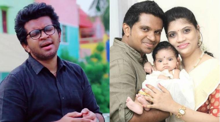 vijay tv super singer nikhil mathew nikhil mathew