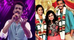 super singer vikram wife vijay tv super singer vikram