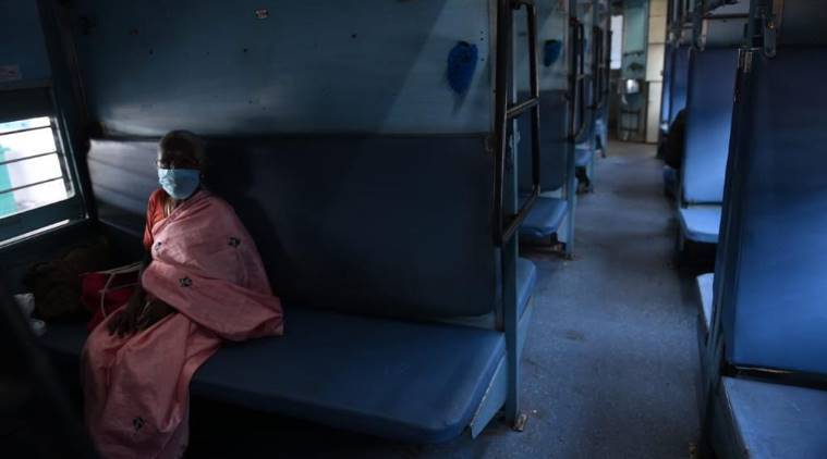 Corona Lockdown Relaxation, Chennai Central Railway Station, Koyambedu Bus Stand