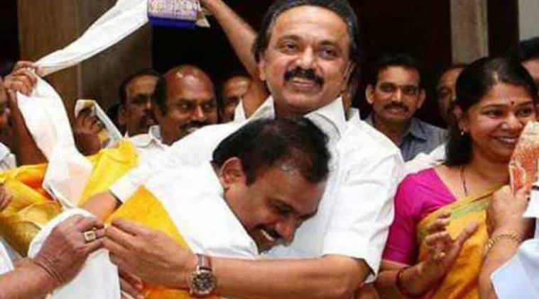 DMK General body Meeting, A Raja,MK Stalin