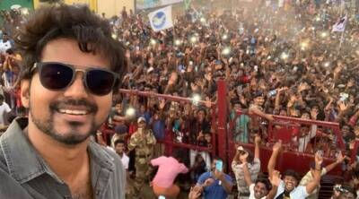 Actor Vijay's selfie becomes most retweeted photo in Twitter India