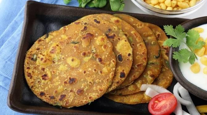 Easy Vegetable Chapathi, Veg Chapati