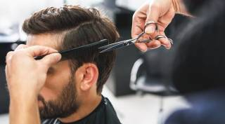 Mens Perfect hairstyles for thin hair