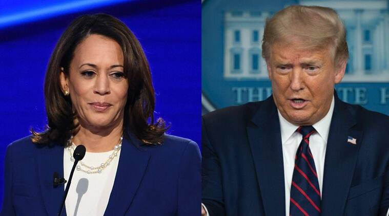 Kamala Harris becoming president would be insult to America, people don't like her: Donald Trump