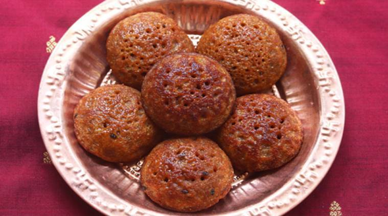 Karuppatti Thinai Appam Recipe