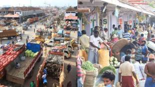 Koyambedu Vegetable Market Reopening