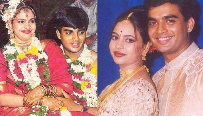 Madhavan Marriage