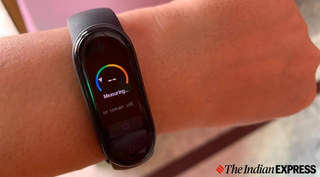 Budget smart watchMi band 5 Tamil review