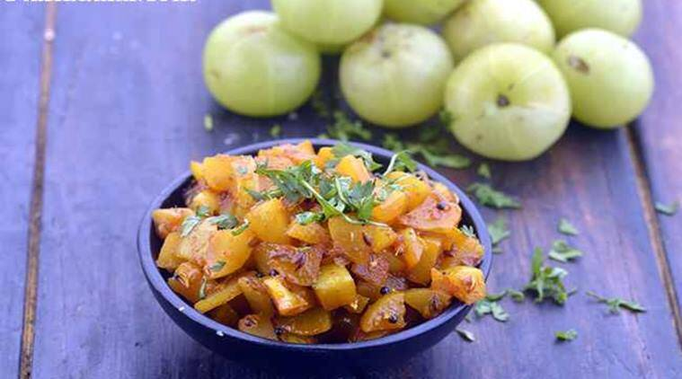 Nellikkai Poriyal, Healthy Nellikkai Recipe, Healthy Amala Recipe, Amala Benefits