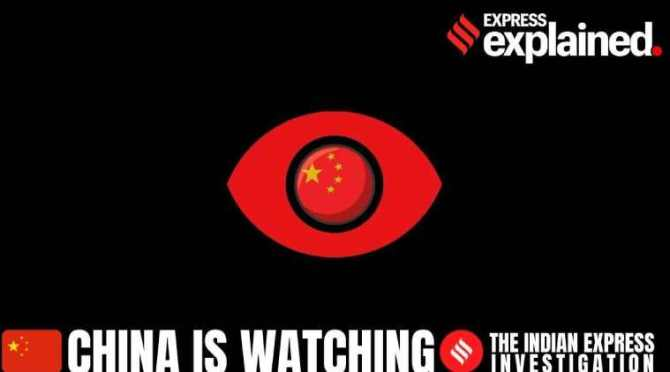 China is watching, China Indians hacked, China Indian politicians hacked, Artificial Intelligence, big data hacking techniques, Indian Parliamentarians hacked, China cyber attack, cyber attack narendra modi, Shenzhen information technology, big data hybrid warfare, Express Investigation, cyber war, internet date safety, chinese hackers, China hacking Indian politicians, இந்தியா, சீனா, கண்காணிப்பு, ஜென்ஹுவா, Chinese government, Chinese Communist Party, Zhenhua Data Information Technology, Ram Nath Kovind, Narendra Modi online data, india china border dispute, darknetm darkweb, Indian Express investigation, Express investigation, Tamil Indian express