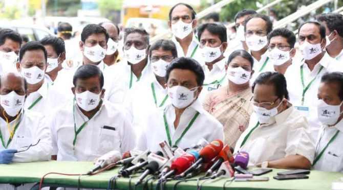 tamil nadu legislative assembly meeting, dmk, mk stalin condemning, சட்டப் பேரவைக் கூட்டம், திமுக, முக ஸ்டாலின், neet exam, students suicide, அதிமுக, kalaivanar arangam, cm palaniswami, speaker dhanapal, condolence