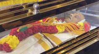 SP Balasubrahmanyam Death