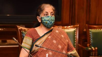 Nirmala Sitharaman interview on covid vaccine gdp and economy