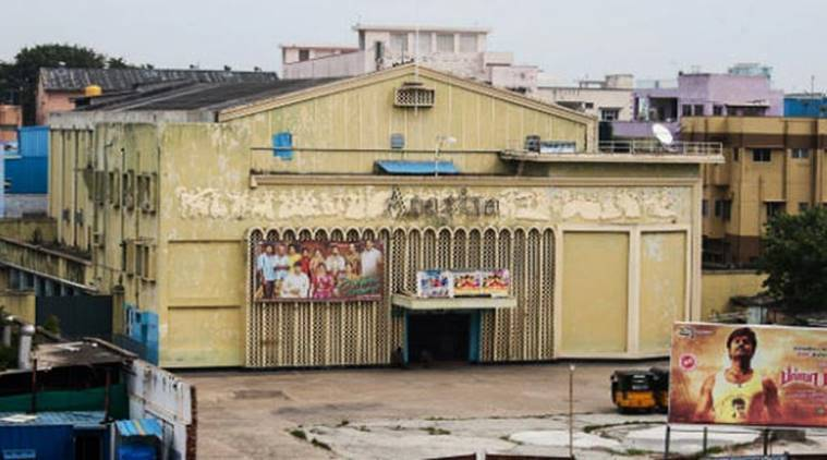 North Chennai Agasthiya Theatre closed