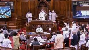 MP Siva was in seat but order key for division: Rajya Sabha Deputy Chairman Harivansh