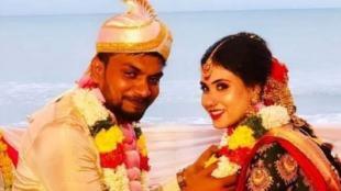 Poove Poochudava Dhanalakshmi gets married