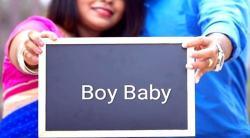 Poove Poochudava Karthick Vasu blessed with baby boy
