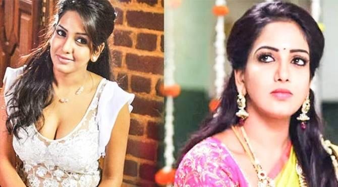Serial Actress Pavani Reddy