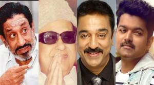 Tamil Actors with Doctorates