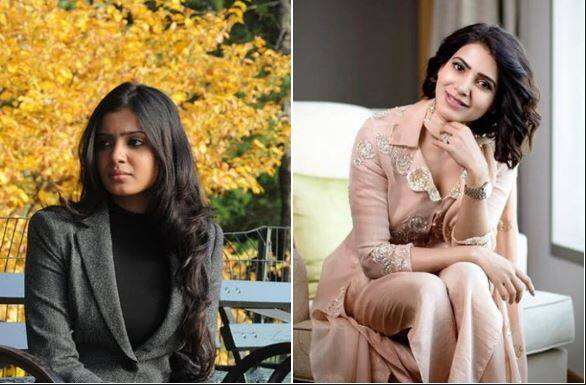 Tamil Actress Then and Now - Samantha Akkineni