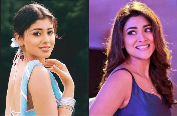 Tamil Actress Then and Now - Shriya Saran