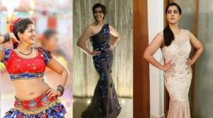 Tamil Actress weight loss Transformation