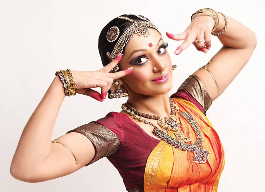 Tamil Actress who are classical dancers shobana