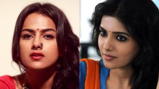 Tamil Actress with Nose Pin - Samantha Akkineni, Shraddha Srinath