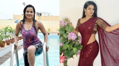 Tamil Serial News, Sun TV Kanmani Serial Leesha Eclairs