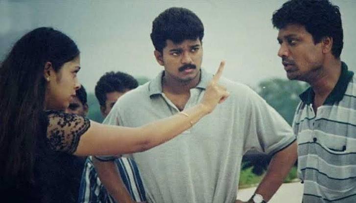 Tamil Cinema Stars Unseen shooting spot stills