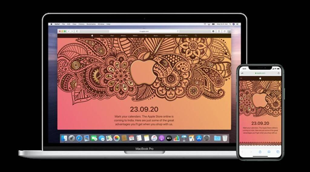 Apple Online store to launch in India