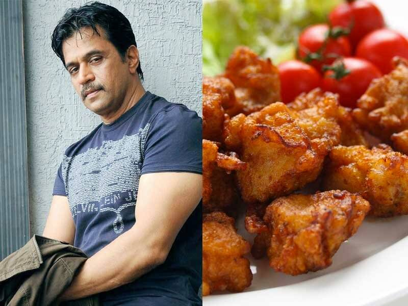 arjun sarja favourite Food