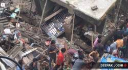 Mumbai Bhiwandi building collapse death toll rises to 31