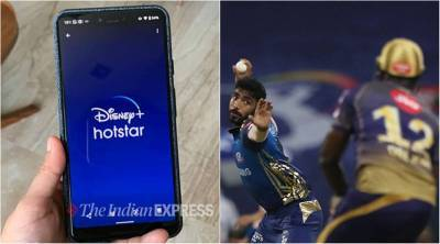 How to reflect live ipl from smartphone to tv