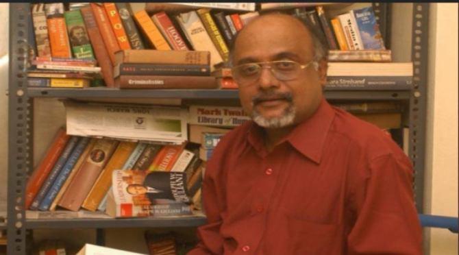 journalist Sudhangan