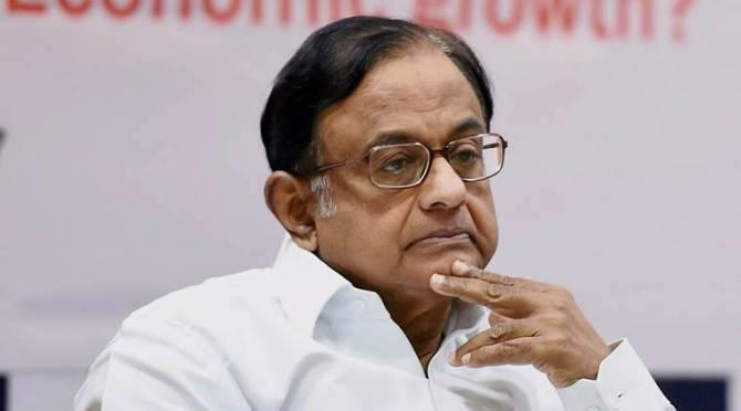 P Chidambaram on Tamil Language, Hindi Diwas