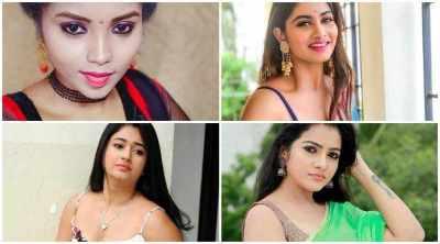 Biggboss, Vijay television, Kamal haasan, biggboss season 4, contestants, ilakkiya, lucky ilakkiya, shivani narayanan, social celebrities, poonam bajwa, chitra vj, losliya, vanitha, oviya