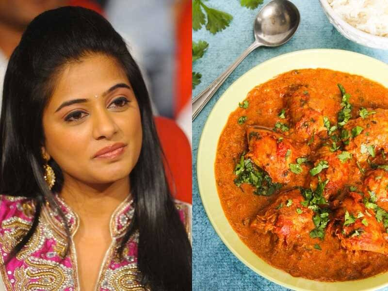 priyamani favourite Food