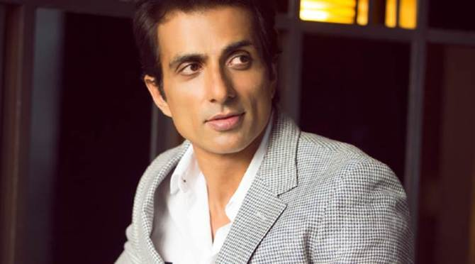 Actor Sonu Sood honoured by UNDP