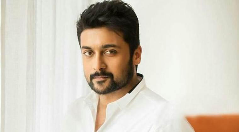 Bomb threat to actor surya tamil news