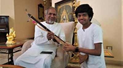 Ilayaraja, Lydian nadhaswaram, birthday, gift, nadhaswaram, special gift, musical artist, a.r.rahman, mohanlal, piano, news in tamil, tamil news, news tamil, todays news in tamil, today tamil news, today news in tamil, today news tamil