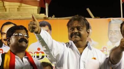 Vijayakanth had mild corona symptoms but recoverd now