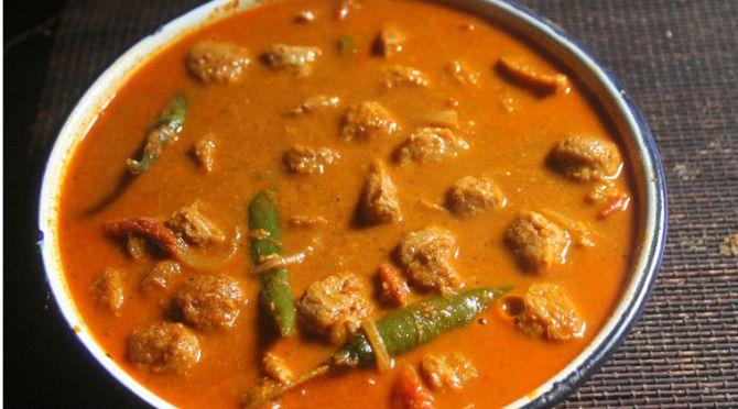 soya gravy recipe soya gravy recipe in tamil