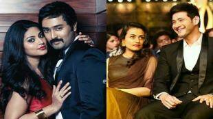 Actress Who Married younger men