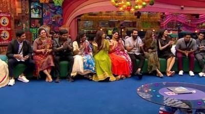 Bigg Boss 4 Tamil Vijay tv Aajeeth Sanam Suresh Kamal Ramya Bala Review Day 21