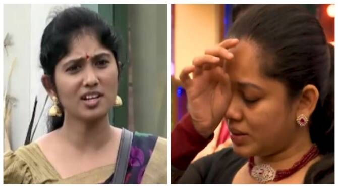 Bigg Boss 4 Tamil Vijay tv Anita Sanam Samyuktha Bala Review Day 25