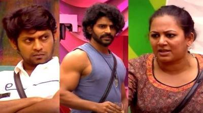 Bigg Boss 4 Tamil Vijay tv Bala Sanam Archana Rio Review Day 24
