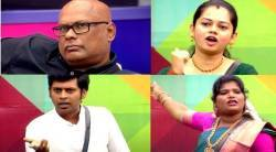 Bigg Boss 4 Tamil Vijay tv Suresh Aari Sanam Bala Review Day 18
